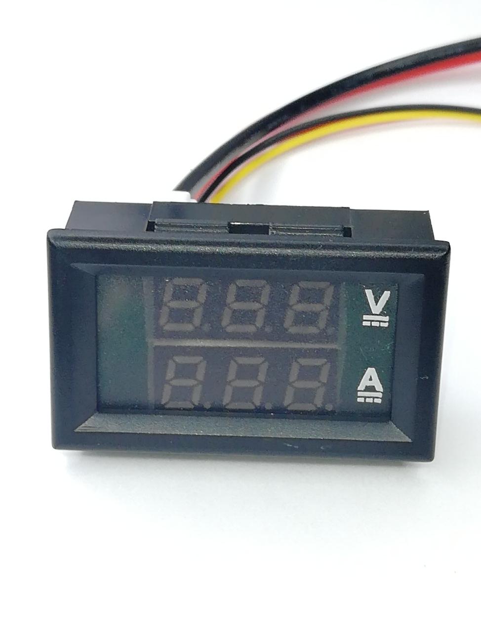 Вольтметр-амперметр DSN-VC288HV 10А