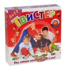 """Увлекательная игра """"Твистер"""""""