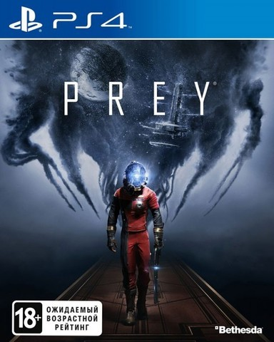 Prey (PS4, русская версия)