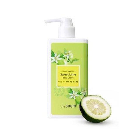 Лосьон для тела The Saem Touch On Body Sweet Lime Lotion