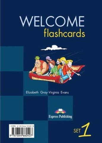 Welcome Aboard 1. Picture Flashcards. Раздаточный материал