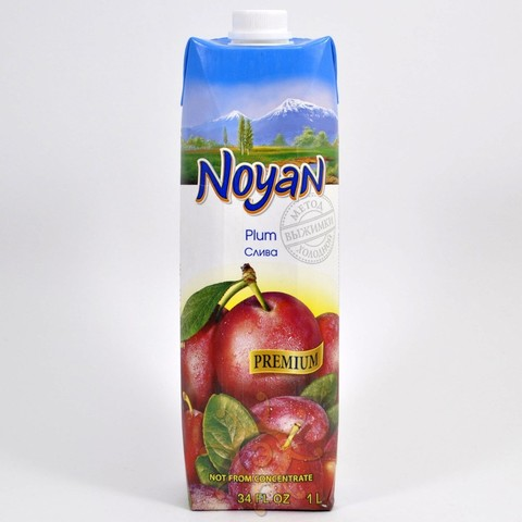 Нектар сливовый Noyan, 1л