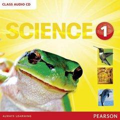 Big Science 1 Class CD