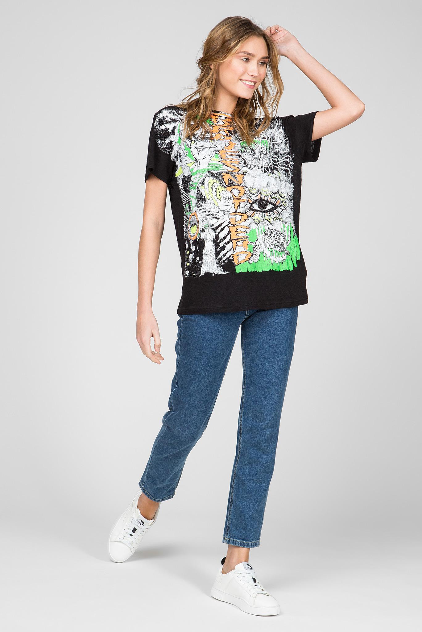 Женская футболка T-DARIA-YB 9XX Diesel