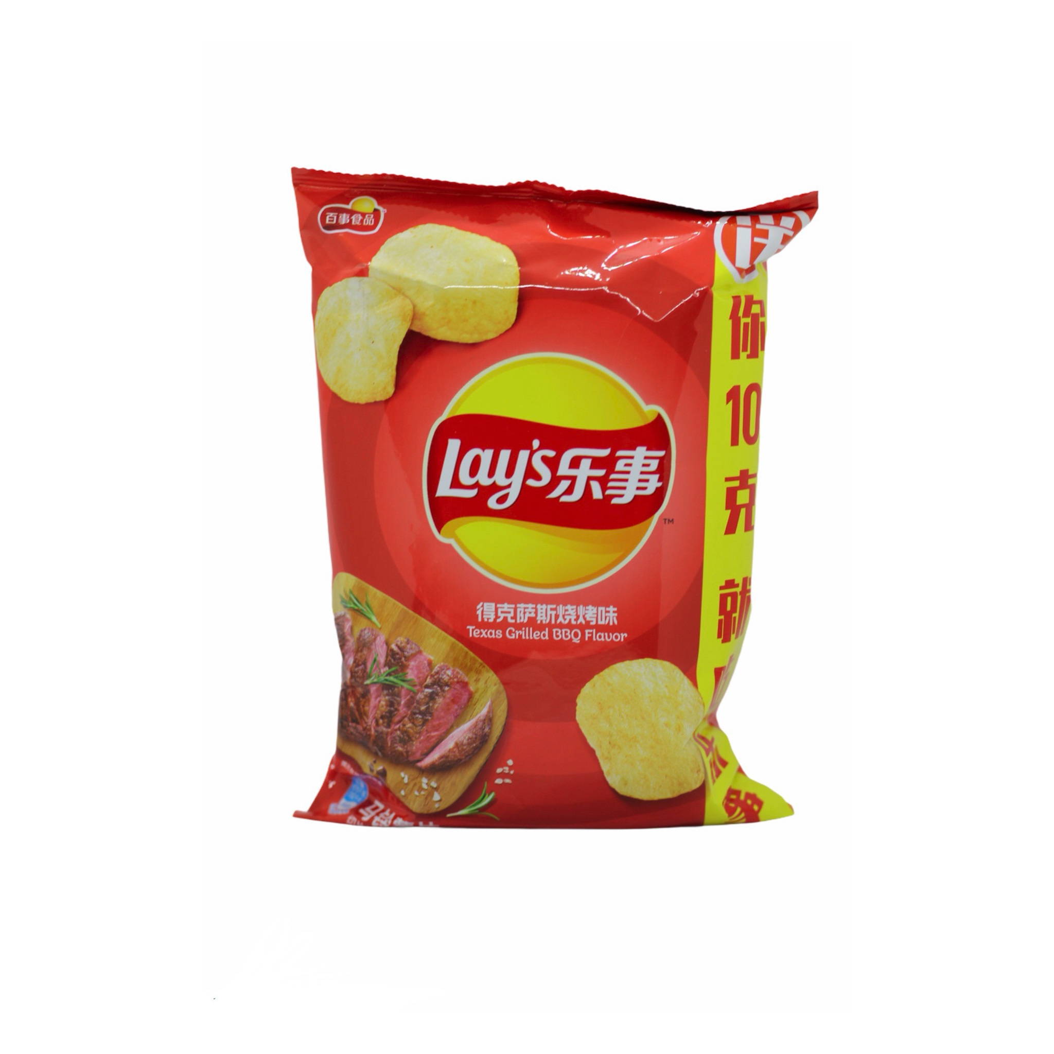 Чипсы Lay's Тexas grilled BBQ flavor 70гр