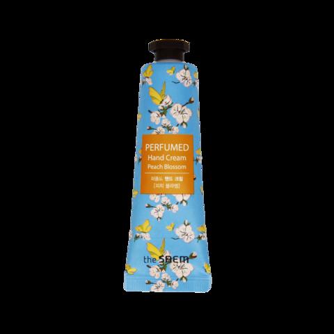 СМ Hand P Крем для рук парфюмированый Perfumed Hand Cream  -Peach Blossom- 30мл