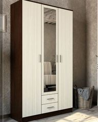 Шкаф Фиеста 3-х дверный венге