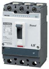 Автоматический выключатель TS250N (50kA) ETS23 250A 3P3T