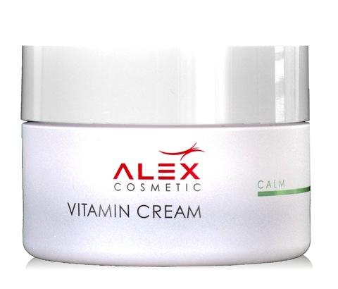 Крем для сухой и чувствительной кожи - Alex Vitamin Cream