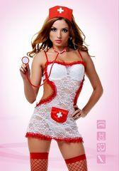 Костюм соблазнительной медсестры -