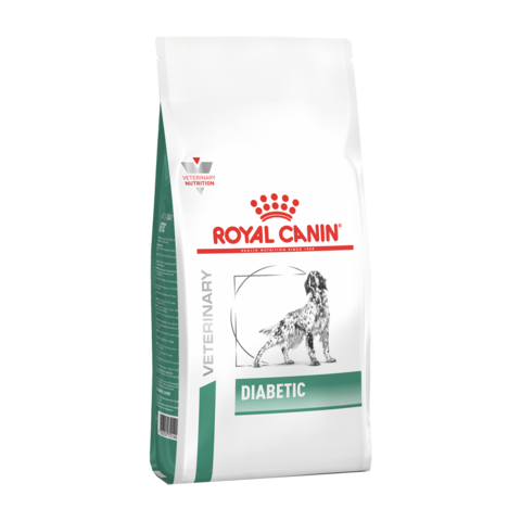 Royal Canin Diabetic DS Сухой корм для собак при сахарном диабете