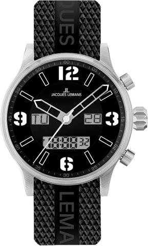 Купить Наручные часы Jacques Lemans 1-1716A по доступной цене