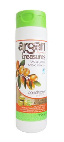 Кондиционер Argan Treasures для сухих и поврежденых волос от Pharmaid
