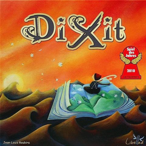 Настольная игра Диксит (Dixit). Доставка бесплатно!