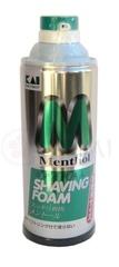 Kai razor Menthol - Пена для бритья 415гр