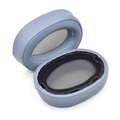 Амбушюры Sony MDR-100ABN, WHH900N голубой