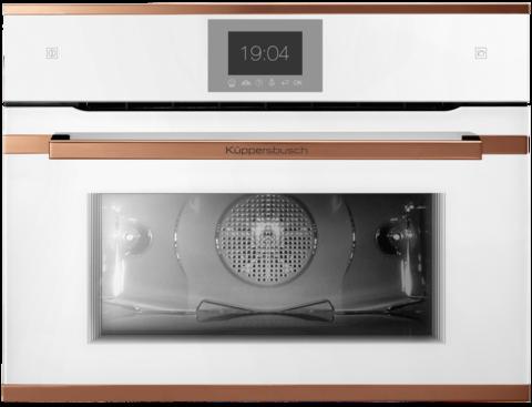 Компактный духовой шкаф с паром Kuppersbusch CBD 6550.0 W7 Copper