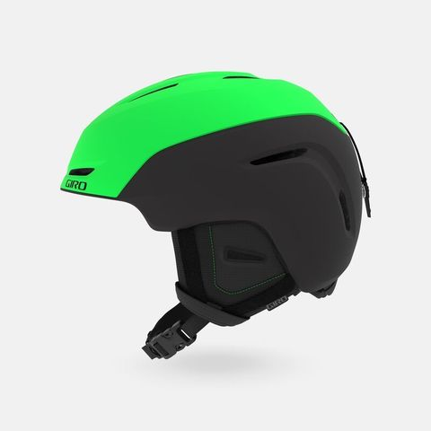 Шлем GIRO NEO Matte Bright Green/Black