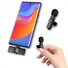 Беспроводной петличный микрофон Type-C