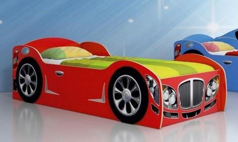 Кровать-машина Юниор Турбо левая / правая 800х1900