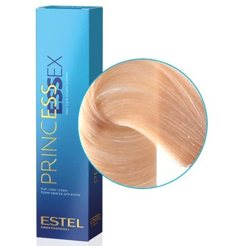 10/36 Светлый блондин золотисто-фиолетовый Estel крем-краска ESSEX PRINCESS