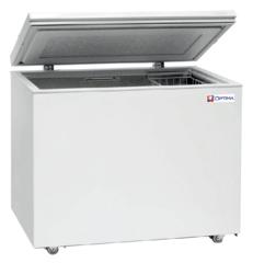 Ларь морозильный  OPTIMA 350B PRIME  (глухая крышка) (936х665х814h,  кВт.ч./сут   1,2)