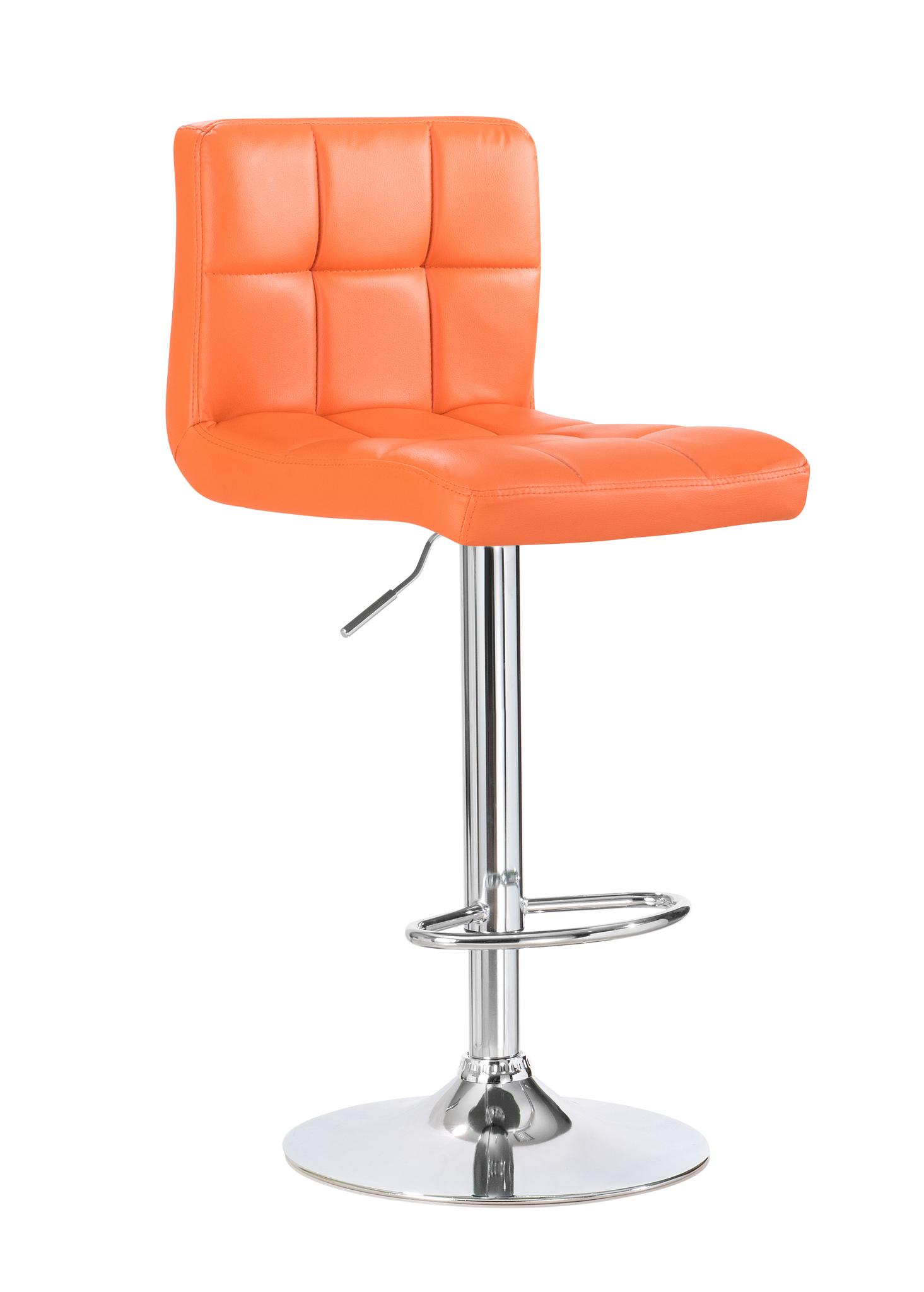 Стул барный BCR-707 Orange (оранжевый)