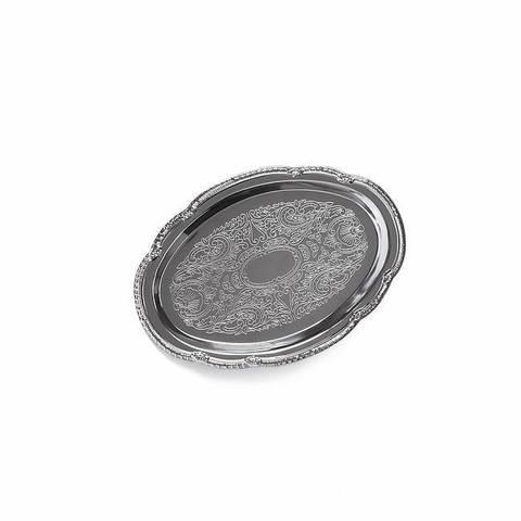 9420 FISSMAN Поднос 31х22 см, металл хромированный,  купить