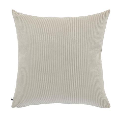 Чехол для подушки Namie 60x60 вельвет серый