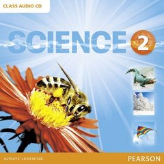 Big Science 2 Class CD