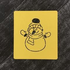 Снеговик №32