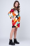 Платье для беременных 05379 розовый