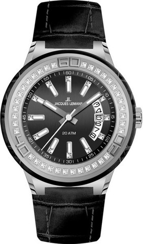 Купить Наручные часы Jacques Lemans 1-1776A по доступной цене