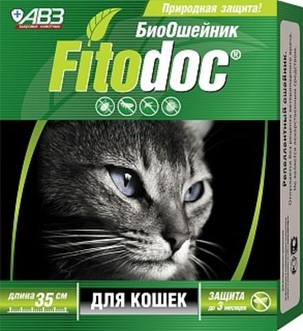 Фитодок ошейник для кошек