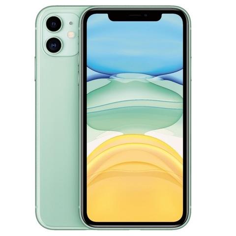 Смартфон Apple iPhone 11 128GB Green (зеленый) EAC (MWM62RU/A)