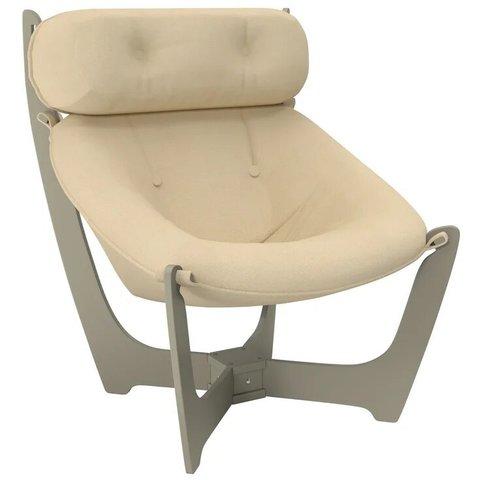 Кресло для отдыха Комфорт Модель 11 серый ясень/Montana 902
