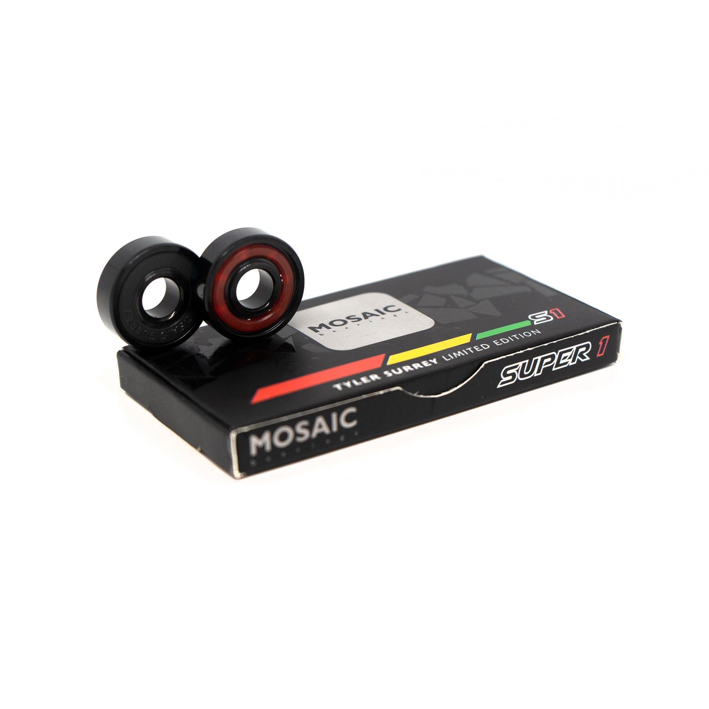 Подшипники для скейта MOSAIC Super 1 Pro Tyler Surrey LTD
