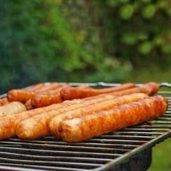 Колбаски для жарки и барбекю (свинина+говядина) / 500 г