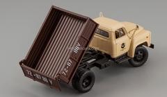 GAZ-52-02 SAZ-3503 beige-brown DIP 1:43