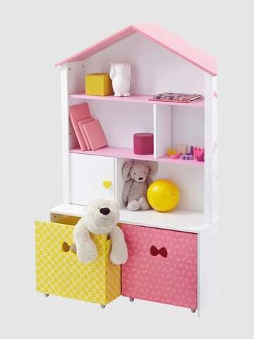 полка кукольный домик