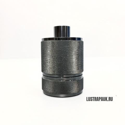 Алюминиевый ретро патрон VS-60 (Черный графит)