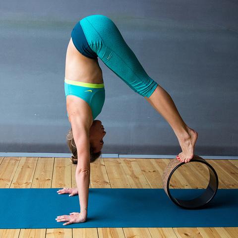 Колесо для йоги Greenery (32 см)