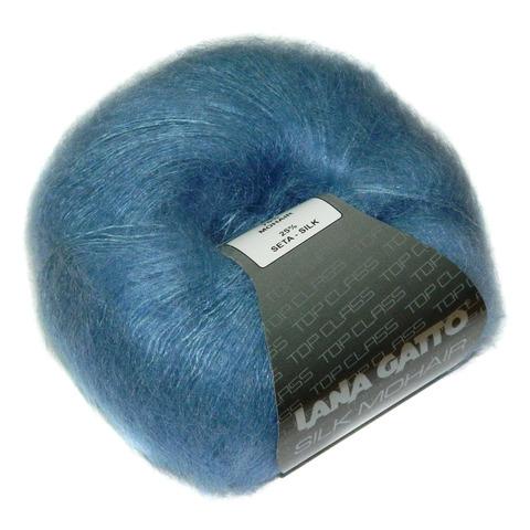 Купить Пряжа Lana Gatto Silk Mohair Код цвета 6034 | Интернет-магазин пряжи «Пряха»