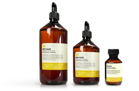 DRY HAIR Увлажняющий шампунь для сухих волос (1000 мл)