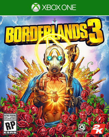 Borderlands 3 (Xbox One/Series X, русские субтитры)