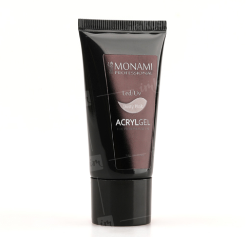 Monami AcrylGel Dusty Pink, 30 гр