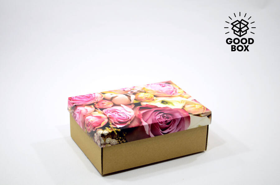 Подарочная коробка купить оптом в Алматы
