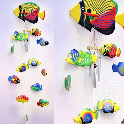 Воздушный аквариум  РЫБКИ