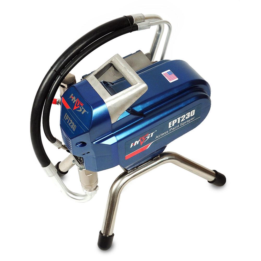 Окрасочная установка EPT230 электрический окрасочный аппарат 220V,50Hz ab24a51f5847cc1fa246d4065edad17d.jpg