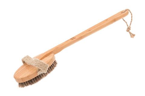 TAMMER-TUKKU Щетка натуральная для мытья RENTO, с ручкой 41см, бамбук